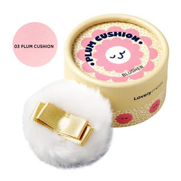 Phấn Má Hồng LOVELY MEEX PASTEL CUSHION